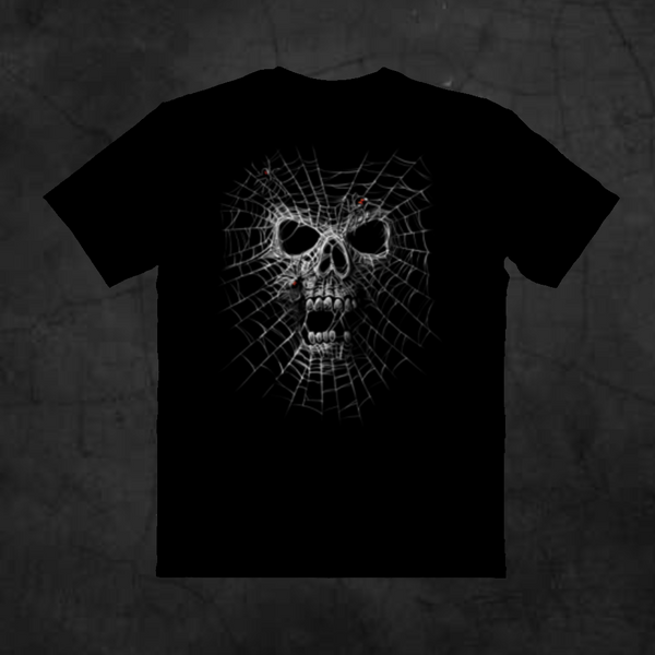 BLACK WIDOW - Metalhead Art & Design, LLC