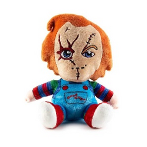 Child's Play Chucky Plush Toy - Metalhead Art & Design, LLC