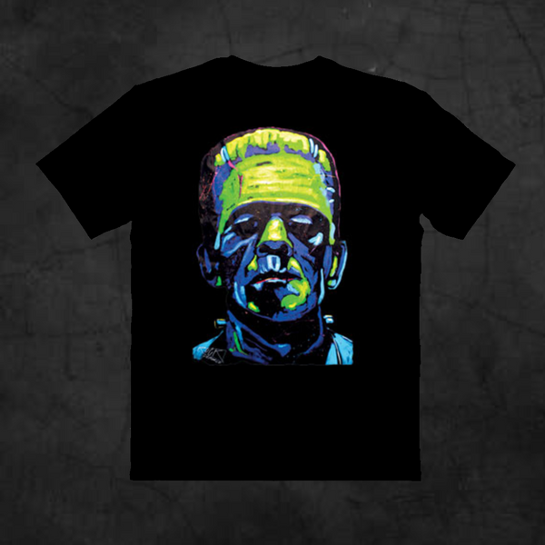 FRANKENSTEIN - Metalhead Art & Design, LLC