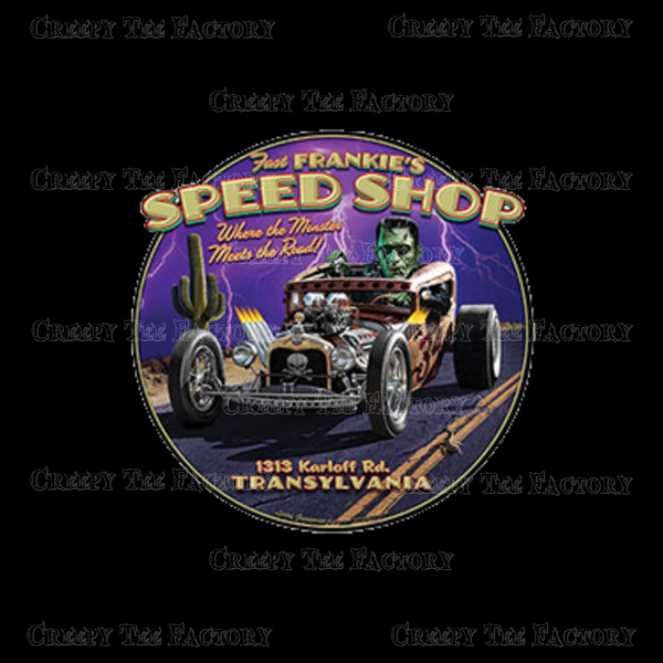FRANKIE'S SPEED SHOP - Metalhead Art & Design, LLC