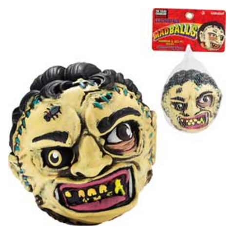 Leatherface Madballs - Metalhead Art & Design, LLC