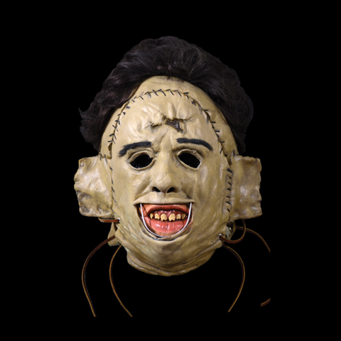"Texas Chainsaw Massacre ""Leatherface"" 1974 Latex Mask - Metalhead Art & Design, LLC"