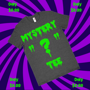 MYSTERY TEE - Metalhead Art & Design, LLC