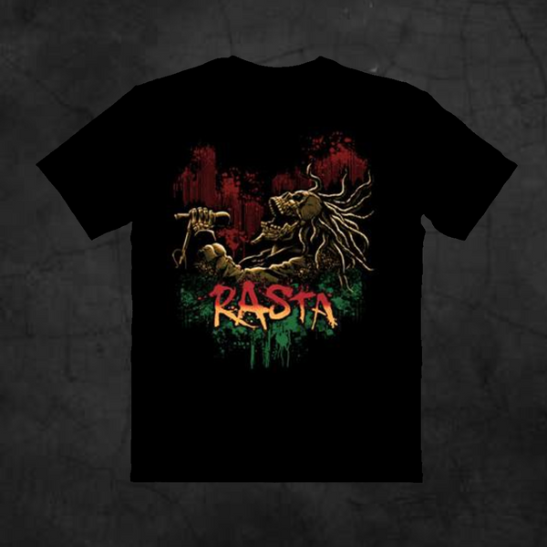 RASTA SONG - Metalhead Art & Design, LLC