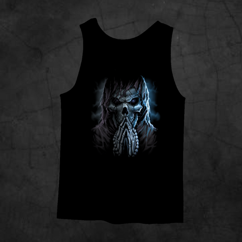 REAPER PRAYING - Metalhead Art & Design, LLC