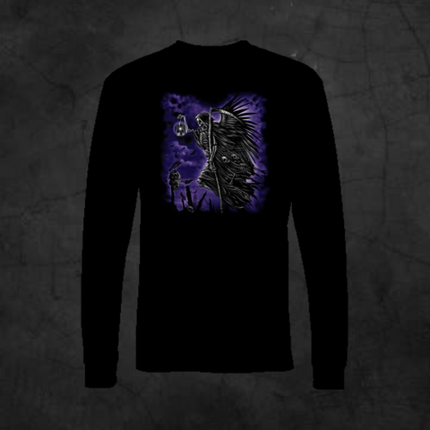 SOULTAKER - LONG SLEEVE - Metalhead Art & Design, LLC
