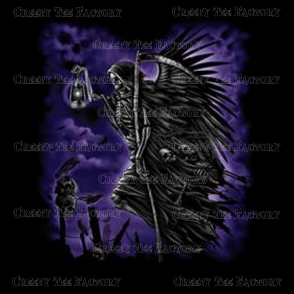 SOUL TAKER - Metalhead Art & Design, LLC