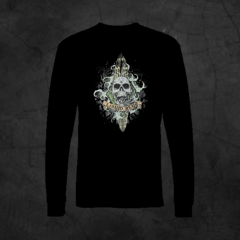 SURF'S UP - LONG SLEEVE - Metalhead Art & Design, LLC