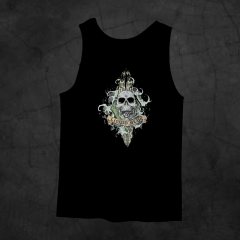 SURF'S UP TANK TOP - Metalhead Art & Design, LLC