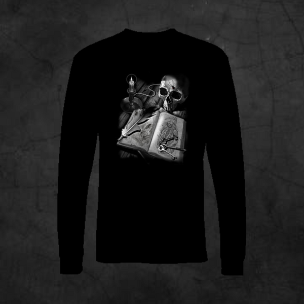THE JOURNAL - LONG SLEEVE - Metalhead Art & Design, LLC