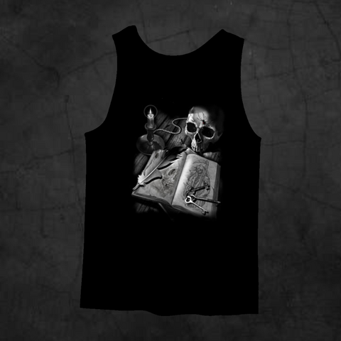 THE JOURNAL TANK TOP - Metalhead Art & Design, LLC