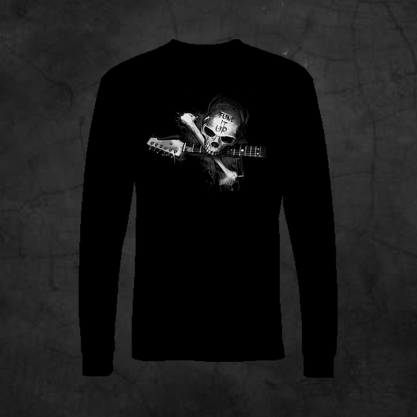 TUNE IT UP - LONG SLEEVE - Metalhead Art & Design, LLC