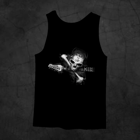TUNE IT UP TANK TOP - Metalhead Art & Design, LLC