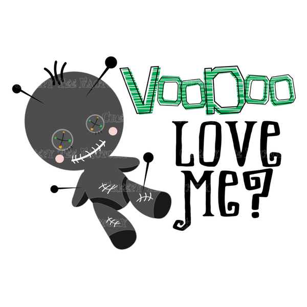 VOODOO LOVE ME - Metalhead Art & Design, LLC