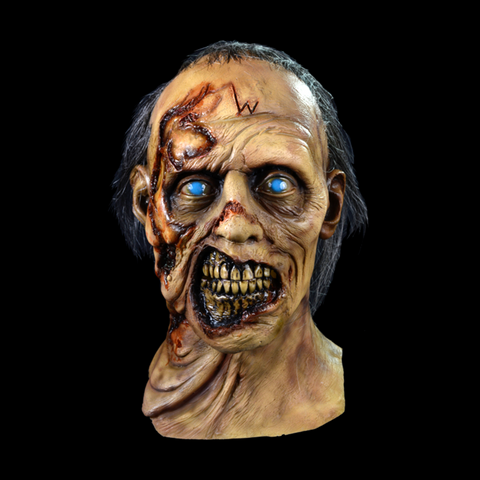 "The Walking Dead ""W"" Walker Halloween Mask - Metalhead Art & Design, LLC"