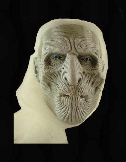 Game of Thrones White Walker Halloween Mask - Metalhead Art & Design, LLC