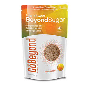 Beyond Sugar - Island Sweet (8oz.) - Low Glycemic Index of 12
