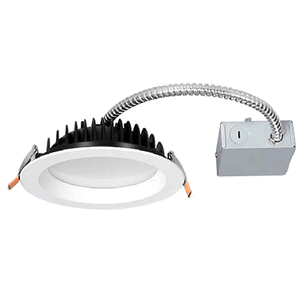 "LED 6"" RDL/18W/1350LM/27k/ w JBOX/dimmable"