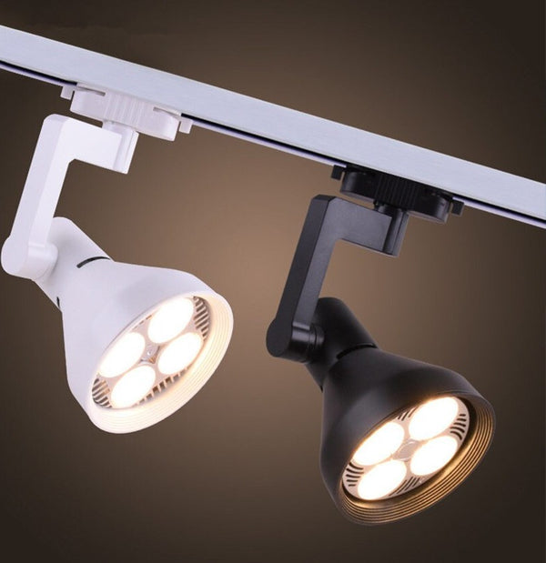 COB LED Track Light - 36 watt - _k - 24* Beam Angle