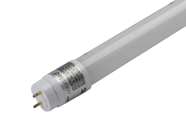 LED 3' T8 tube- 15W/5000K/Ballast By-Pass/ND