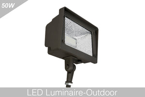 50 Watt Flood Light 5000k - Bravoled