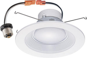 "6"" Recessed Down Light- 13W /5000k/Dimmable"
