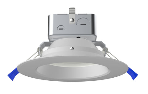 "LED 6"" Recessed Down Light with Junction Box - 15W"