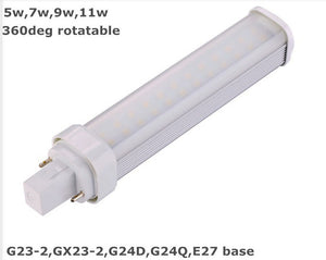 LED PL Lamp - 6W - GX23 2-Pin Base