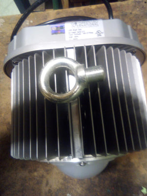 150 Watt High Bay 5000k- Silver Housing 45 degree ...