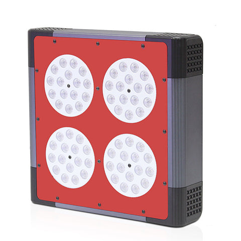 LED Vapor Tight Strip Fixture - 4' - 40 Watts