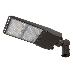 120 Watt LED Shoe Box - 5000k/ 17,100 LM/