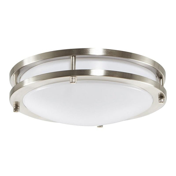 "18"" LED Ceiling Light/ Double Ring/ 30W/4K dimmable"