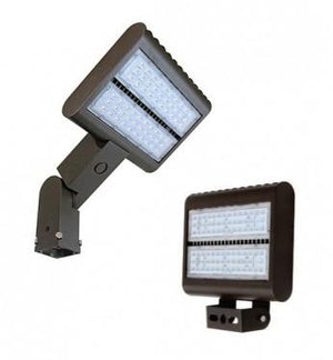LED Flood Light -  100W  Rotatable