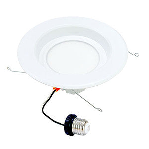 "LED Recessed Down Light 6"" - 13W"