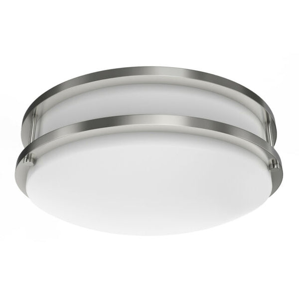 "12"" LED Ceiling Light/14W/ Double Ring"