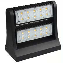LED Rotatable Wallpack Series  - 80W