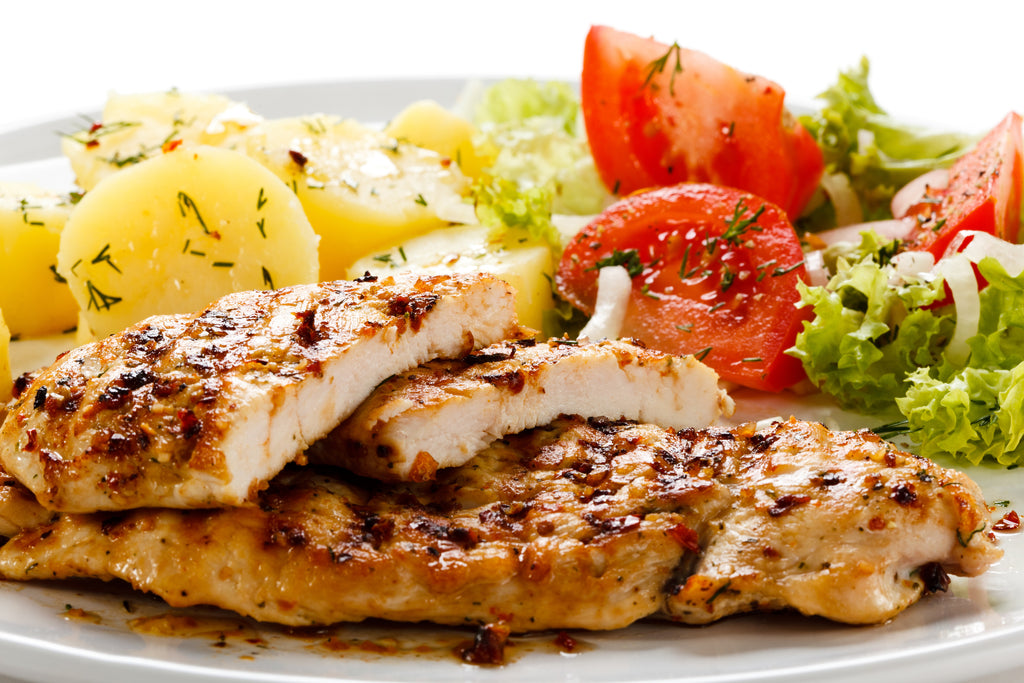 Healthy and Tasty Turkey Breast