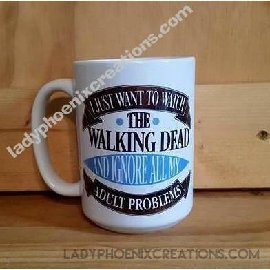 Dye Sublimation Coffee Mugs - Lady Phoenix Creations