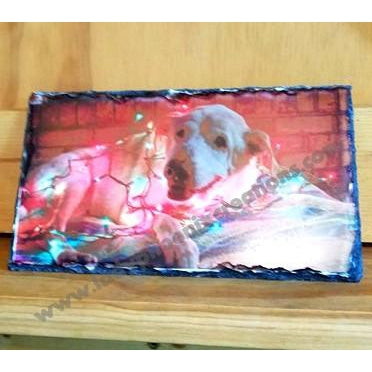 Stone Slate 8x4.5 - Dye Sublimated - Photos - Lady Phoenix Creations