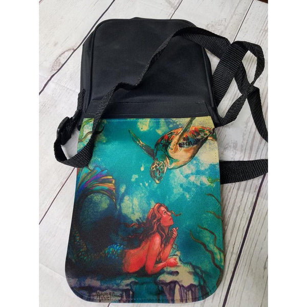 Small Shoulder Bag Crossbody - Lady Phoenix Creations