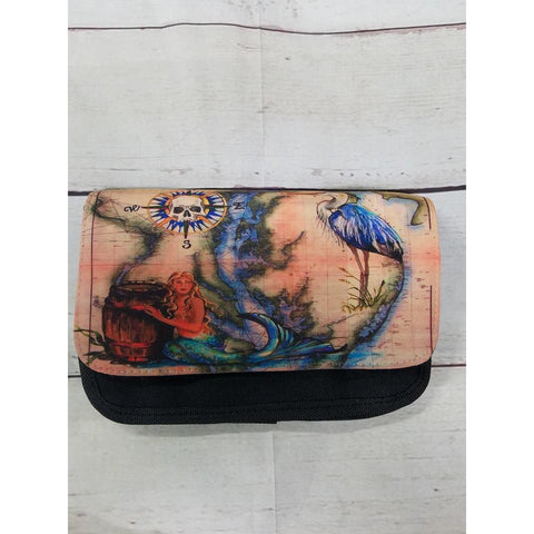 Make-Up Clutch Handbag - Lady Phoenix Creations