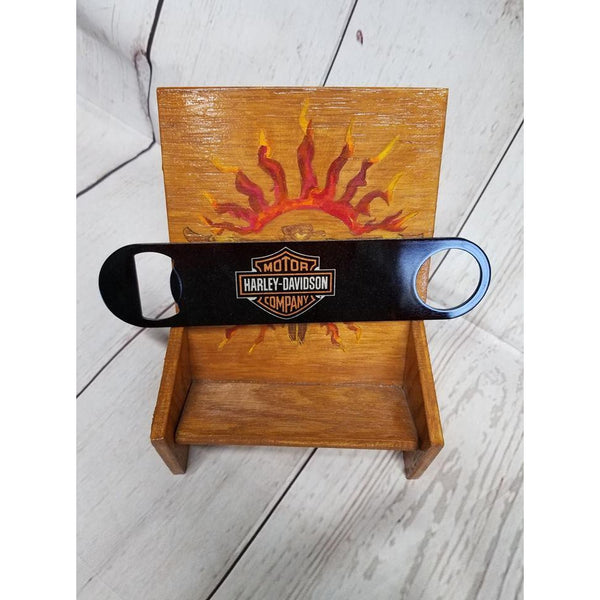 Pub Style Bottle Opener Dye Sublimated Bartender Bar - Lady Phoenix Creations