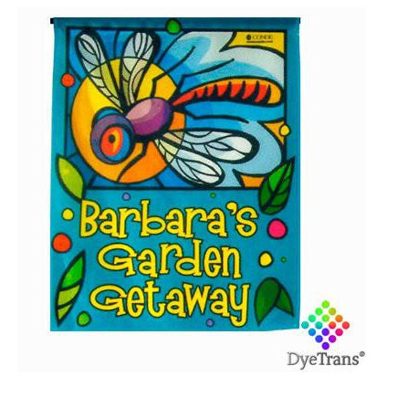 11x15 Large Single Ply Garden Flag - without Pole - Lady Phoenix Creations