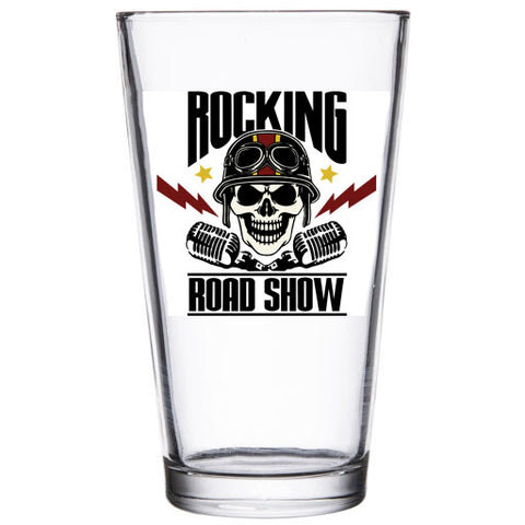 Rocking Road Show Pint Glass