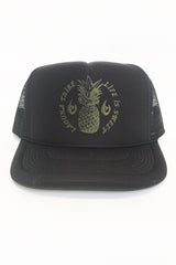 Life is Sweet [Trucker Printed]