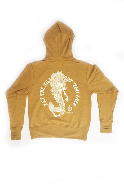 Mermaid [Fleece]