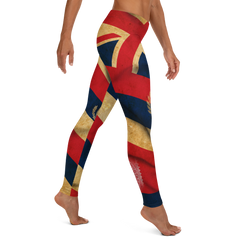 Flag Days Hawaii Leggings