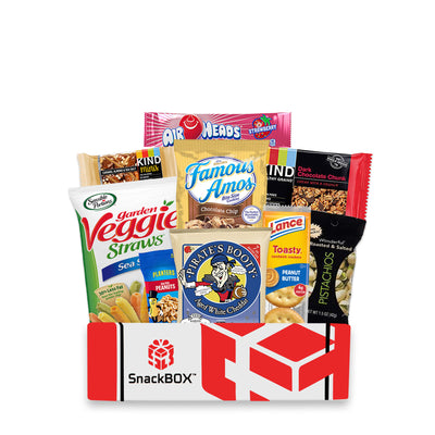 (NEW) Kosher Care Package (9 Count)-SnackBOX