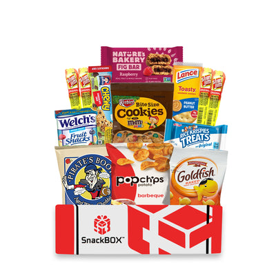 Sweet and Salty SnackBOX (13 COUNT)-SnackBOX