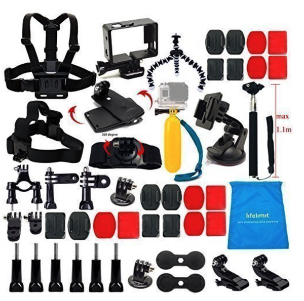 Ultimate Starter Kit for GoPro Hero (4,3,2)